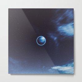 Neptune Art Metal Print