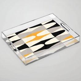 Zaha Bee Acrylic Tray