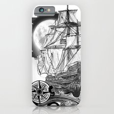 The sea route to the moon Slim Case iPhone 6s