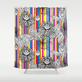 Papoula Shower Curtain