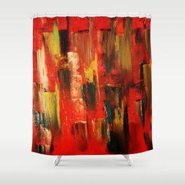 EXTINCTION  Shower Curtain