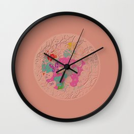 design 24 Wall Clock
