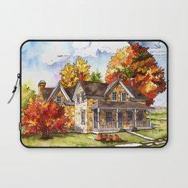 October on the Farm Laptop Sleeve