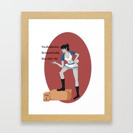 Hopsfy Framed Art Print