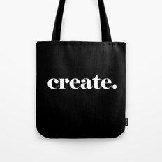 Create. Tote Bag