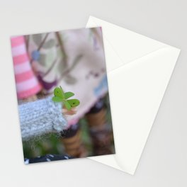 Blythe - A pinch of luck Stationery Cards