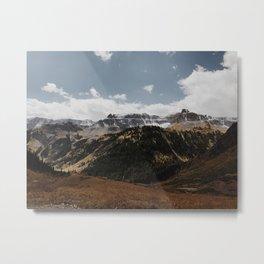 San Juan Mountains Metal Print