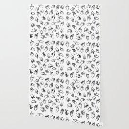 Bad Hands (White) Wallpaper