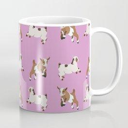 Baesic Prancing Goats Coffee Mug