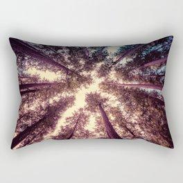 Reaching the Sky Rectangular Pillow