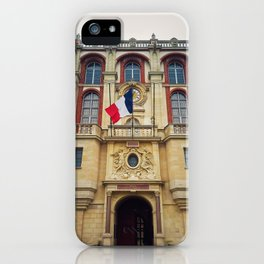 National Museum of Archaeology France iPhone Case