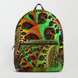 the fractal tree Backpack