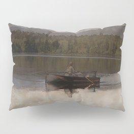 Fishing in Silence Pillow Sham