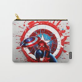 Civil War of Spider Captain Carry-All Pouch