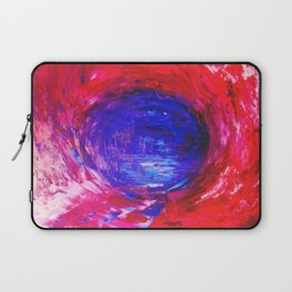 Abstract Calamity by Robert S. Lee Laptop Sleeve