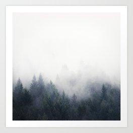 I Don't Give A Fog Art Print