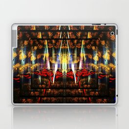Fire Thoughts Laptop & iPad Skin