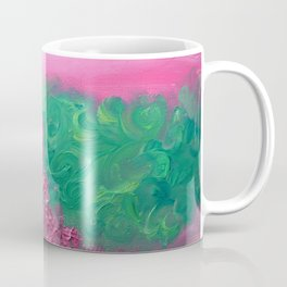 prickly pink Coffee Mug