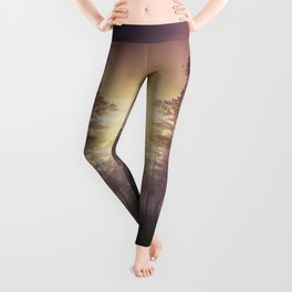 They told me you were here Leggings