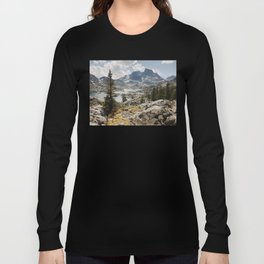 Partly Cloudy Afternoon in the Eastern Sierra Long Sleeve T-shirt