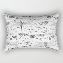 Braf insects Rectangular Pillow