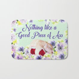 Steel Magnolias Nothing Like a Good Piece of Ass Armadillo Groom Cake Bath Mat