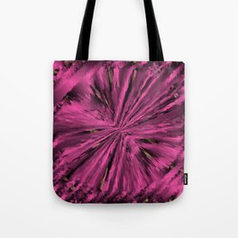 artful purple  little abstract pattern Tote Bag