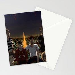 City Boys Stationery Cards