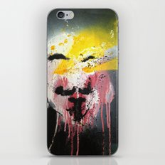 See For Vendetta iPhone & iPod Skin