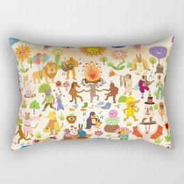 Chill Out Rectangular Pillow