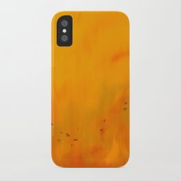 Autumn Tower. Chapter 2. iPhone Case