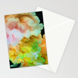 Color Fluff (Color) Stationery Cards
