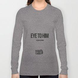 OCCHIO AD IDDRU Long Sleeve T-shirt
