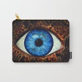 Dark Eye Carry-All Pouch