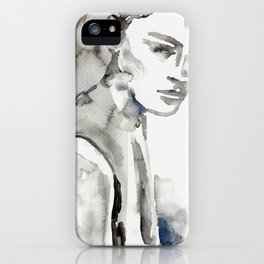 The Glance iPhone Case
