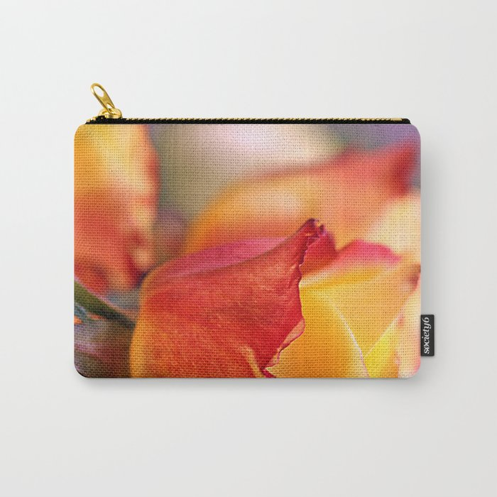 Romantic rose(3) Carry-All Pouch