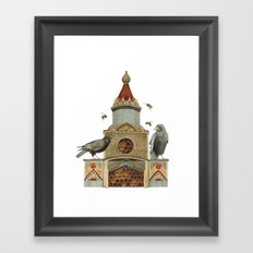 Of Hive and Home // Polanshek Framed Art Print
