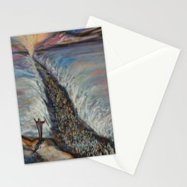 The Crossing Stationery Cards