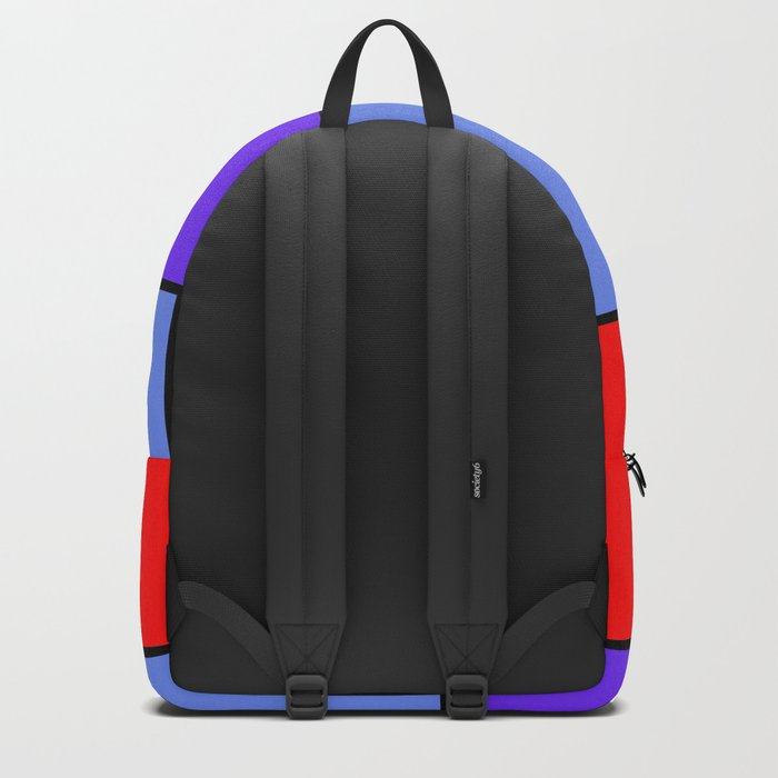 Abstract #482 Backpack