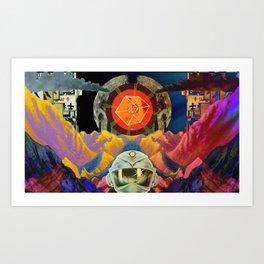 Quantum Physics  Art Print