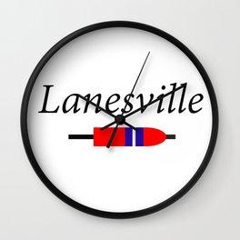 Lanesville Buoy Wall Clock