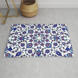 Iznik — Turkish pattern 26 Rug