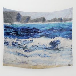 Sea Scape Wall Tapestry