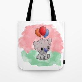 Lonely Koala Tote Bag