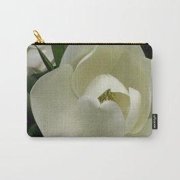Fleur de Magnolia Carry-All Pouch