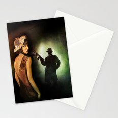 The Roaring Twenties Stationery Cards