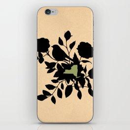 New York - State Papercut Print iPhone Skin