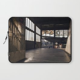 suburban railway station Laptop Sleeve