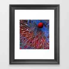 nucleus Framed Art Print