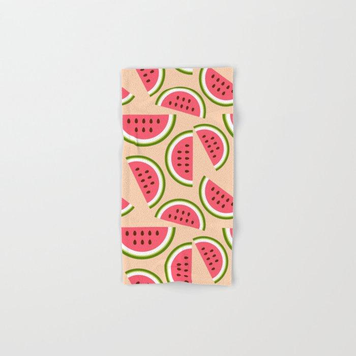 Watermelon pattern Hand & Bath Towel